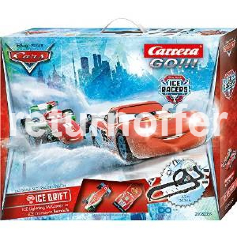Pista Carrera Go Disney, Pixar Ice Drift