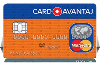 card Avantaj