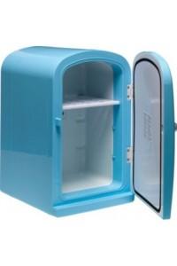 Mini lada frigorifica de voiaj 6L albastru