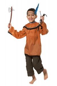 Costum de indian pentru copii 8-10 ani Cesar
