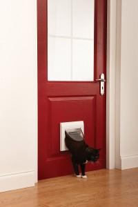 Usa pentru pisici PetSafe