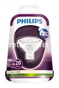 Bec cu led Philips 20W 2700K