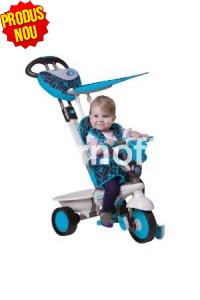 Tricicleta Smart Trike 4 in 1, Dream Touch